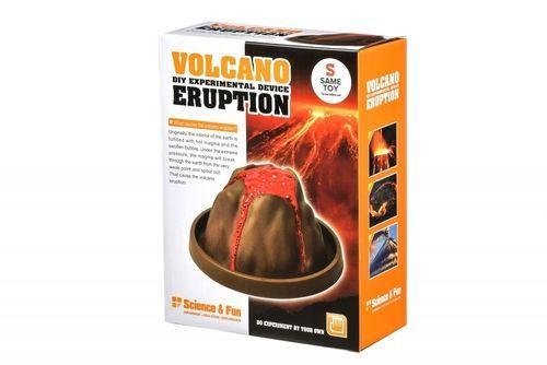 """Научный набор """"Извержение вулкана"""""""
