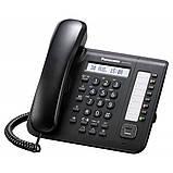 Телефон PANASONIC KX-DT521RU Black (KX-DT521RU-B), фото 2