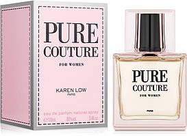 Женская парфюмированная вода  Pure Couture100ml. Karen Low.Geparlys (100% ORIGINAL)