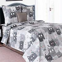 Ткань для постельного белья, бязь белорусская My kitty