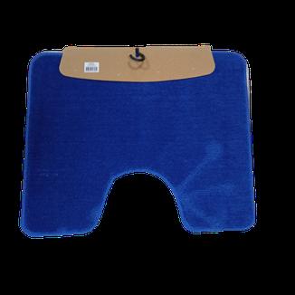 Коврик для ванной комнаты Venus standart синий 60x100 / 60х50 см, фото 2