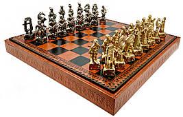 """Подарочный комплект Italfama """"Samurai"""" шахматы, шашки, нарды"""
