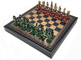 "Подарочный набор Italfama ""Medioevale"" шахматы и шашки"