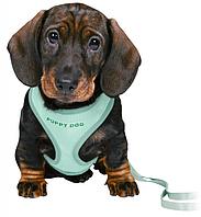 Trixie TX-15565 Поводок + шлея для щенка