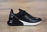 Кросівки чоловічі розпродаж АКЦІЯ 650 грн Nike 44й(28см), 45й(28,5 см) останні розміри люкс копія, фото 5