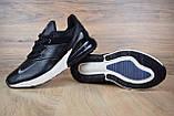 Кросівки чоловічі розпродаж АКЦІЯ 650 грн Nike 44й(28см), 45й(28,5 см) останні розміри люкс копія, фото 7