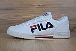 Кросівки розпродаж АКЦІЯ 550 грн FILA 44й(28см) останні розміри люкс копія, фото 5