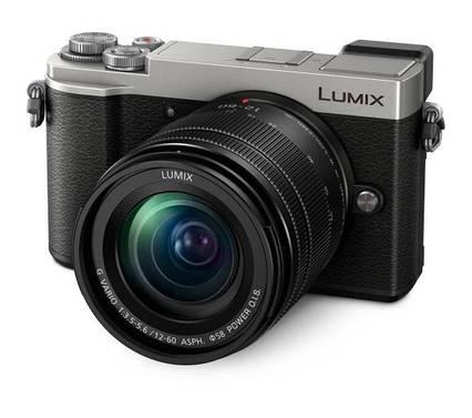 Беззеркальный фотоаппарат Panasonic Lumix DC-GX9M + 12-60mm f/3.5-5.6