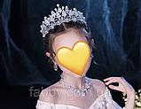 Aisha - Діадема з перлами (6,5см), фото 3