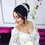 Aisha - Діадема з перлами (6,5см), фото 6
