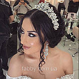 Aisha - Діадема з перлами (6,5см), фото 10