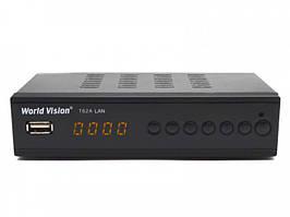 Цифровой ресивер World Vision T62A Lan