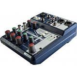 Микшерный пульт Soundcraft Notepad-5, фото 3