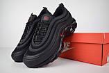 Кроссовки мужские распродажа АКЦИЯ 650 грн Nike 45й(28.5см), 46й(29.5см) последние размеры люкс копия, фото 3