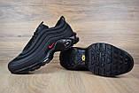 Кроссовки мужские распродажа АКЦИЯ 650 грн Nike 45й(28.5см), 46й(29.5см) последние размеры люкс копия, фото 6
