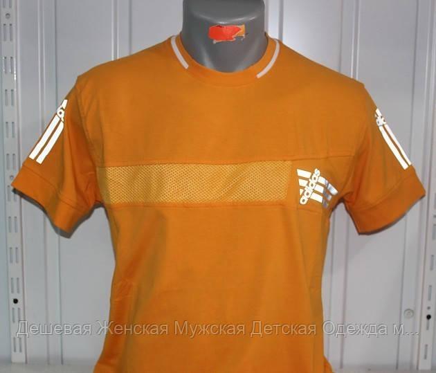 Мужская футболка Adidas в расцветках