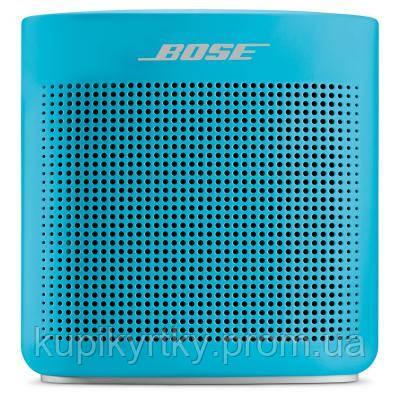 Акустическая система Bose SoundLink Colour Bluetooth Speaker II Blue (752195-0500)
