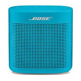 Акустическая система Bose SoundLink Colour Bluetooth Speaker II Blue (752195-0500), фото 2
