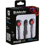Наушники Defender Pulse 428 Black (63428), фото 2