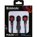 Наушники Defender Pulse 428 Black (63428), фото 3