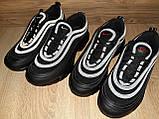 Кроссовки мужские распродажа АКЦИЯ 650 грн Nike 45й(28.5см), 46й(29.5см) последние размеры люкс копия, фото 10