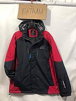 Куртка мужская деми Размер 60 62 64 66 68 70 ростовкой расцветки, фото 1