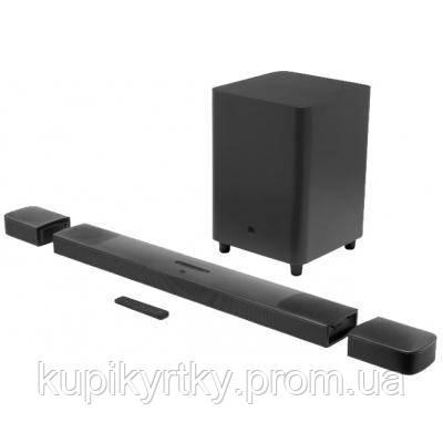 Акустическая система JBL Bar 9.1 True Wireless Surround with Dolby Atmos (JBLBAR913DBLKEP)