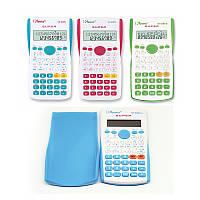 Калькулятор инжинерный KK-82MS-3, 52 кнопки, микс-цвет, размеры 160*60*20мм, BOX