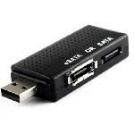 Конвертор USB 2.0 => SATA/eSATA, OEM