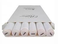 Набір двосторонніх маркерів 60 кольорів для скетчинга AH-PM508-60 (круглий+скошений.) в пластик. пеналі, фото 1