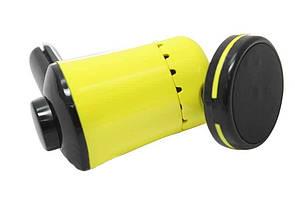 Тримач автомобільний Magnet Aromat (+освежитель) Yellow