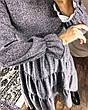 Платье с воланами / арт.2004, фото 2