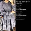 Платье с воланами / арт.2004, фото 3