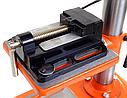 Сверлильный станок Schwarzbau DP4115B 1400 Вт +тиски, фото 6