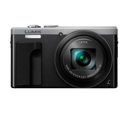 Фотокамера PANASONIC DMC-TZ80 silver
