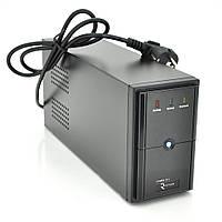 ИБП Ritar  E-RTM1500 (900W) ELF-L, LED, AVR, 3st, 3xSCHUKO socket, 2x12V9Ah, metal Case Q2 (405*195*285)