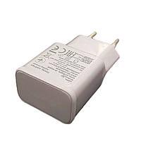 СЗУ SX2А  110-240V, 1xUSB, 5V/2A, White , Blister-box