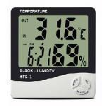 Цифровой ЖК термометр двухрежимный HTC-1