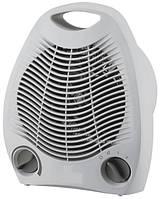 Тепловентилятор спиральный EL-03, 2000Вт, 2 режима 1000/2000Вт, холодный /теплый/горячий