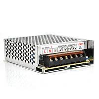 Импульсный блок питания Ritar RTPS24-100 24В 4.16А (100Вт) перфорированный (140*105*45) 0,34 кг (130*98*40)
