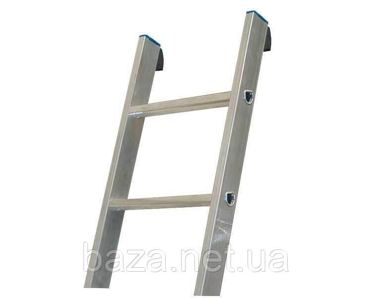 Односекционные лестницы KRAUSE Профессиональная односекционная лестница со ступенями STABILO KRAUSE 8 ступеней