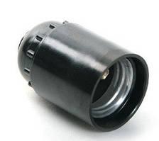 Патрон электрический PM03, черный, Q24
