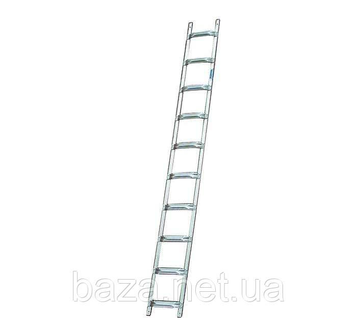 Лестницы для крыш KRAUSE Лестница для крыш алюминиевая KRAUSE 8 ступеней