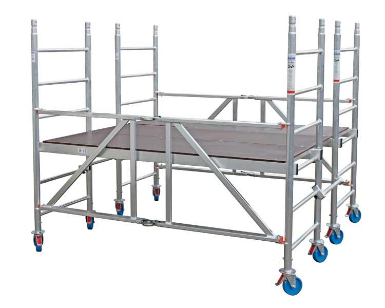 Алюминиевые вышки-туры KRAUSE Вышка-тура ProTec XSP KRAUSE 1,0 м (3,0 м)