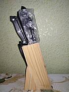 Набор кухонных ножей на подставке ЕМ 3118 Empire, 8 предметов, фото 4