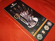 Набор ножей  Granit Diamond Line  black    8 предметов, фото 4