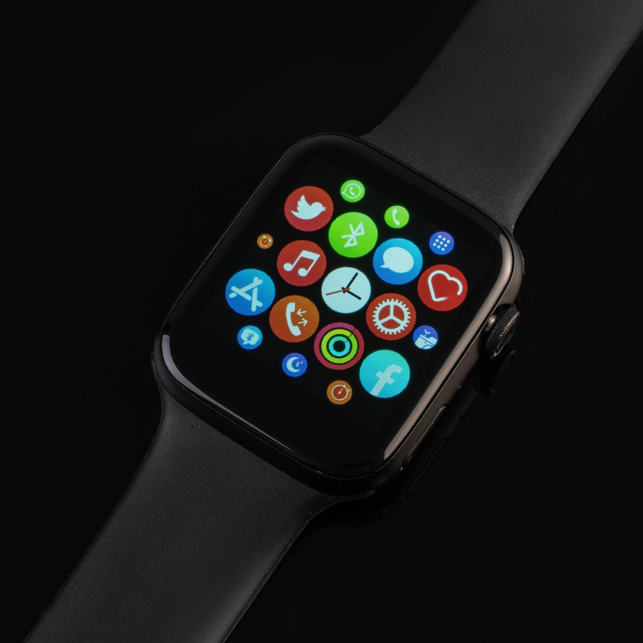 Смарт часы AirPlus Smart Watch T500, диагональ 1.54, умные часы, фитнес браслет