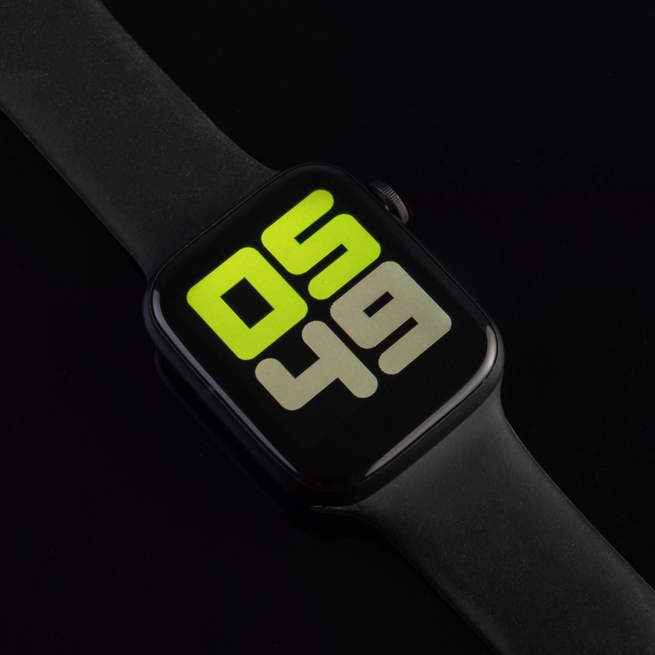 Смарт часы T500 Smart Watch, диагональ 1.54, умные часы, фитнес браслет. Металлический корпус.