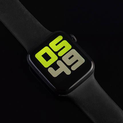 Смарт часы T500 Smart Watch, диагональ 1.54, умные часы, фитнес браслет. Металлический корпус., фото 2