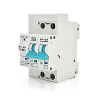 Автоматический выключатель 2P/220V/16A с удаленным  управлением через WiFi